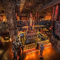 Shaka Zulu for hire