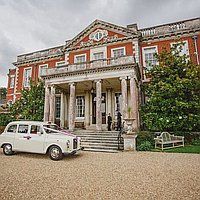 Stansted Park for hire