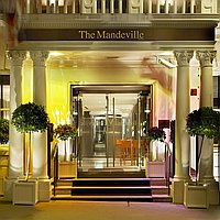 The Mandevville Hotel for hire