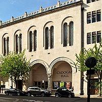 Cadogan Hall for hire