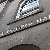 Queen's Hall for hire