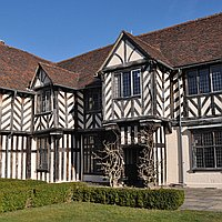 Blakesley Hall for hire