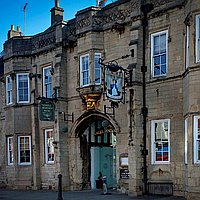 The Angel & Royal Hotel for hire