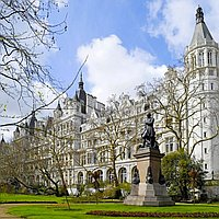 One Whitehall Place for hire