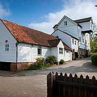 Little Hallingbury Mill for hire