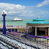 Seafront Bandstand for hire