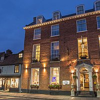 Chichester Harbour Hotel for hire
