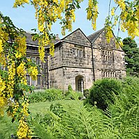 Oakwell Hall for hire
