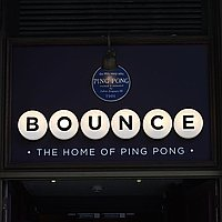 Bounce Farringdon for hire