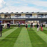 Newbury Racecourse for hire