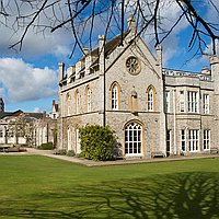 Wycombe Abbey for hire