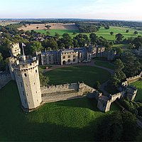 Warwick Castle for hire
