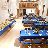 Kingston Barn for hire