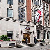 Grocers' Hall for hire