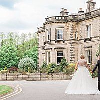 Tapton Hall for hire