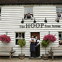 The Hoop Free House for hire