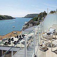 Salcombe Harbour Hotel & Spa for hire