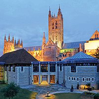Canterbury Cathedral Lodge for hire