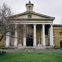 Asylum Chapel for hire
