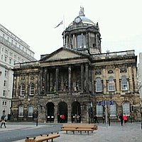 Liverpool Town Hall for hire
