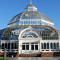 Sefton Park Palm House for hire