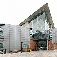 The Bridgewater Hall for hire