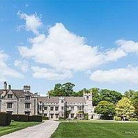 Irnham Hall for hire