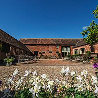Curradine Barns for hire