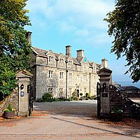 Horsley Hall Country House for hire