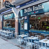 Bella Italia Baker Street for hire