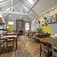 Cox and Baloney Tearoom & Bar for hire