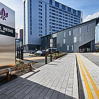 Park Regis Birmingham for hire