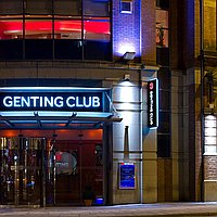 Genting Club Manchester for hire
