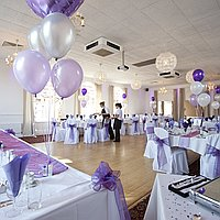 Wicksteed Pavilion for hire