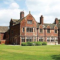 Colshaw Hall for hire