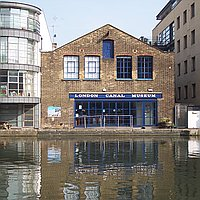 London Canal Museum for hire