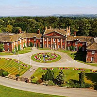 Mottram Hall for hire
