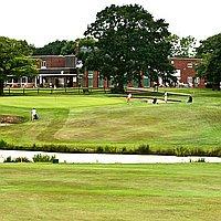 Hagley Golf Club for hire