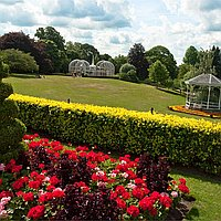 Birmingham Botanical Gardens for hire