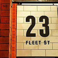23 fleet street for hire
