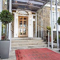 The Clarendon Hotel for hire