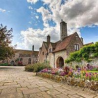 Lympne Castle for hire