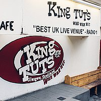 King Tuts Wah Wah Hut for hire