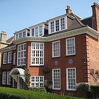 Freud Museum London for hire