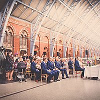 St Pancras Grand for hire