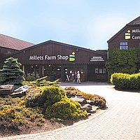 Millets Farm for hire