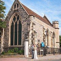 Lovekyn Chapel for hire