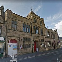 Bakewell Town Hall for hire