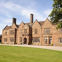 Wrenbury Hall for hire