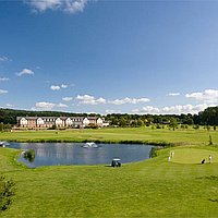 Carden Park Hotel for hire